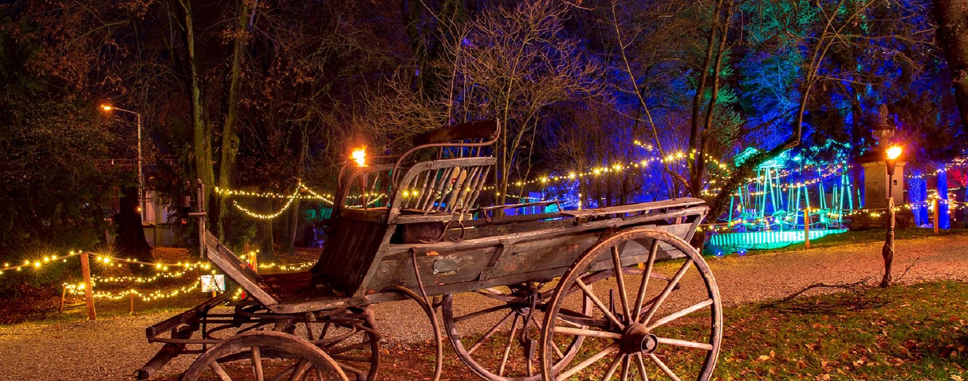 Romantischer Weihnachtsmarkt.Tickets Romantischer Weihnachtsmarkt Schloss Thurn Und Taxis